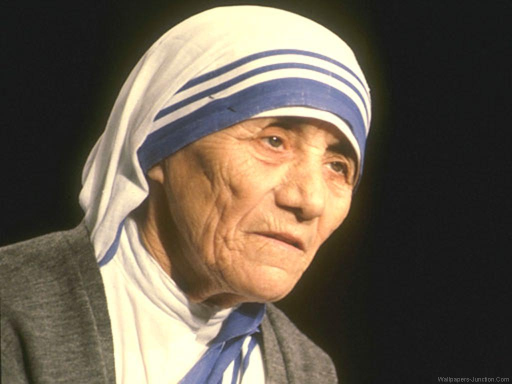 mother teresa The work of roman catholic nun, missionary, and saint mother teresa received mixed reactions from prominent people, governments and organizations.